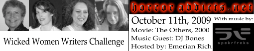 Wicked Women Writers First annual challenge