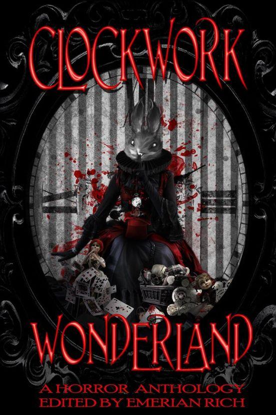 Clockwork Wonderland Cover
